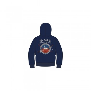 Mission To Mars Hoody Kids - replica blue