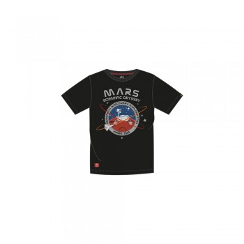 Mission To Mars T Kids - black