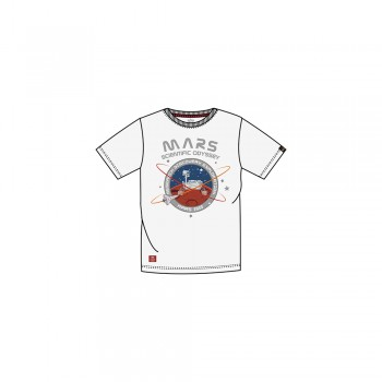 Mission To Mars T Kids - white
