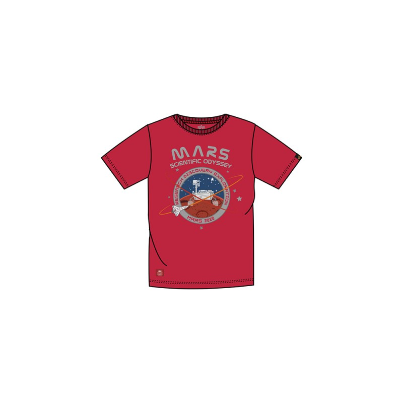 Mission To Mars T Kids - speed red