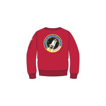 Kids Space Shuttle Sweat - speed red