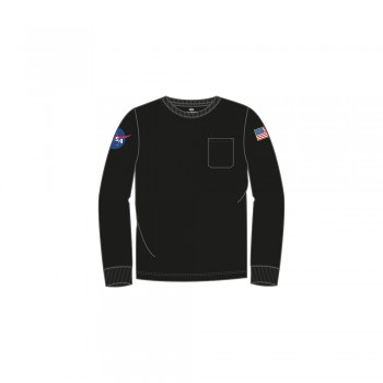 Kids NASA LS - black