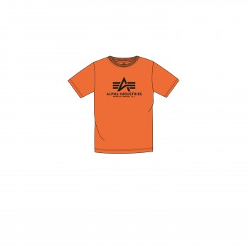 Basic T Kids/Teens - alpha orange