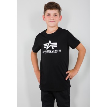 Basic T Kids/Teens - black