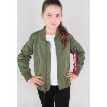 MA-1 TT Kids - sage green