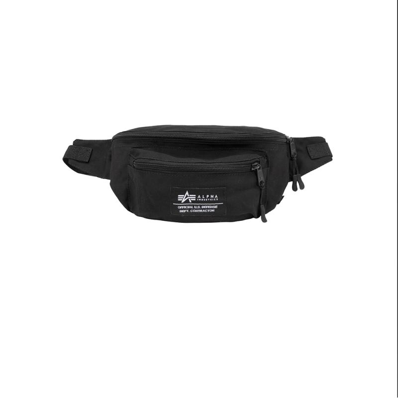 Big Waist Bag - black