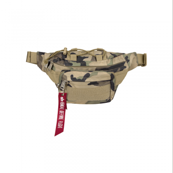Tactical Waist Bag- woodcamo65