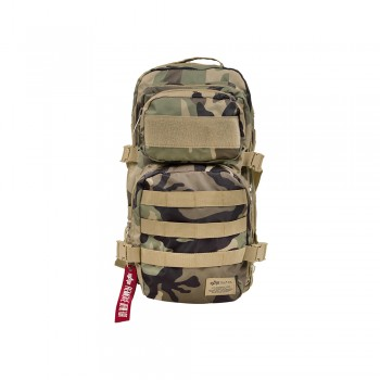 Tactical Backpack - woodcamo65