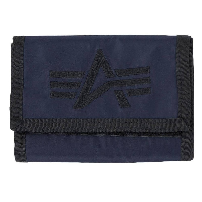 Alpha Wallet - replica blue