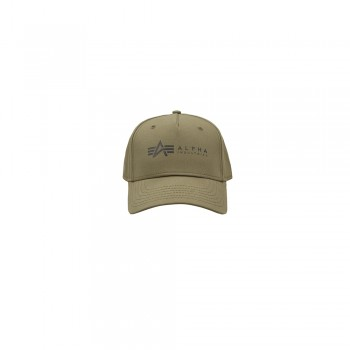 Alpha Cap - dark green
