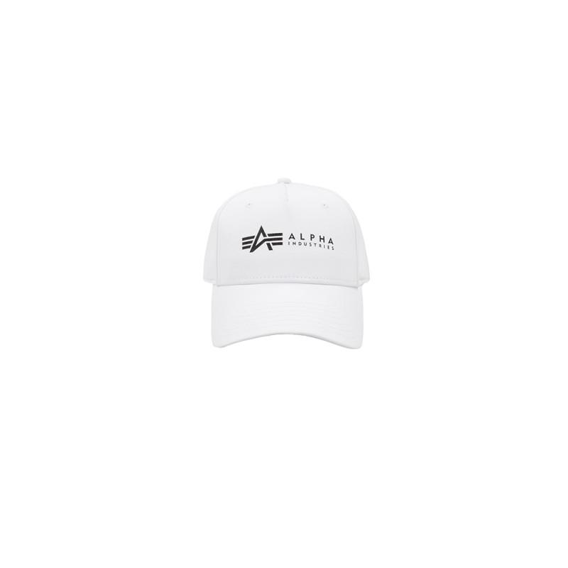 Alpha Cap - white
