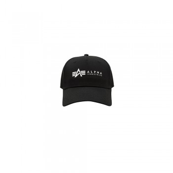 Alpha Cap - black