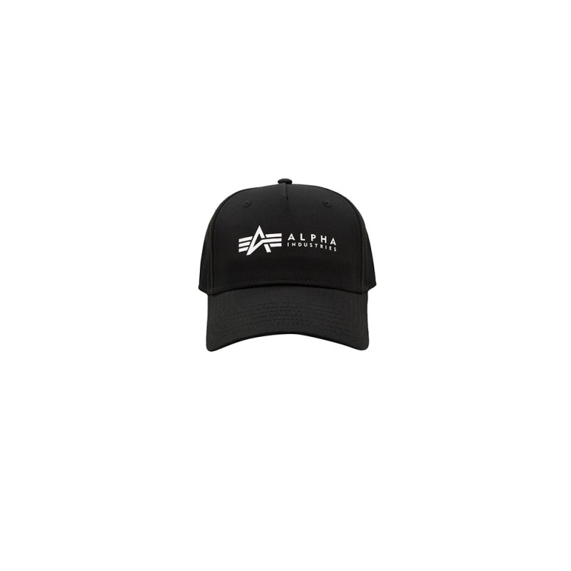 Alpha Cap - black