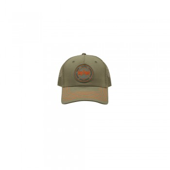 Trucker Patch Cap - dark green