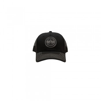 Trucker Patch Cap - black
