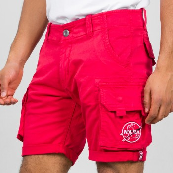 NASA Short - speed red