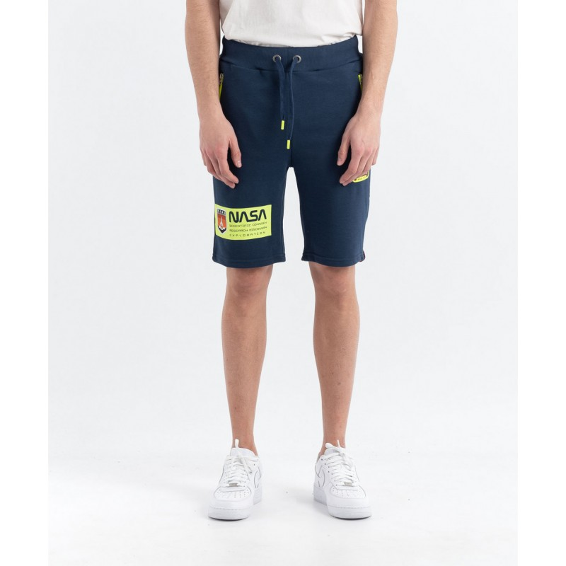 Mars Neon Short - new navy