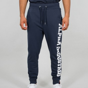 Big Letters Jogger - new navy
