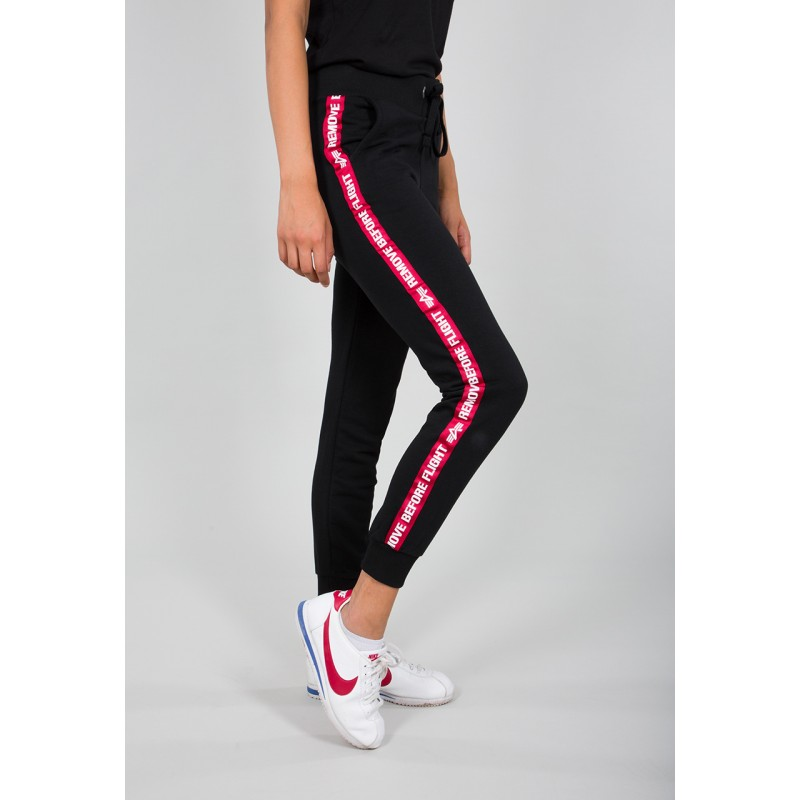 RBF Tape Jogger Woman - black