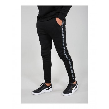 NASA Tape Jogger - black
