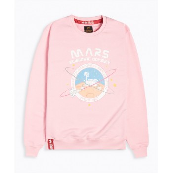 Mission To Mars Sweater Woman - pastel/neon pink