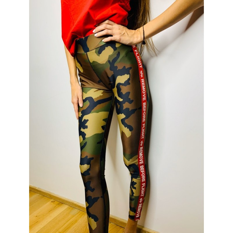 RBF Tape Leggings - woodcamo65