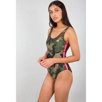 RBF Tape Swimsuit  Woman - wdl camo 65