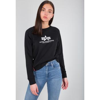 New Basic Sweater Woman - black