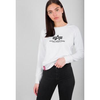 New Basic Sweater Woman - white