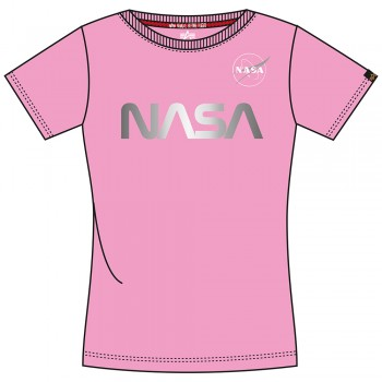 NASA PM T Woman - pastel/neon pink