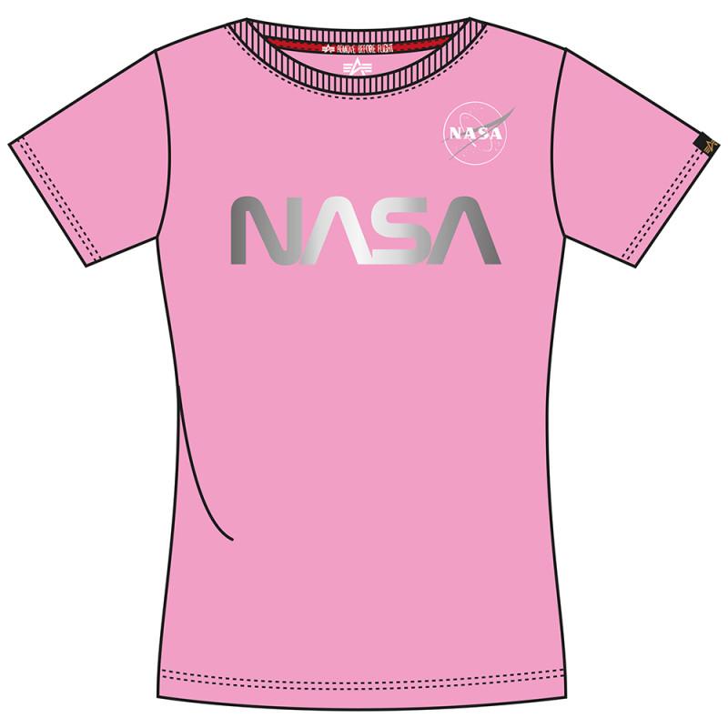 NASA PM T Woman - pastel/neon pink