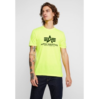 Basic T - neon yellow