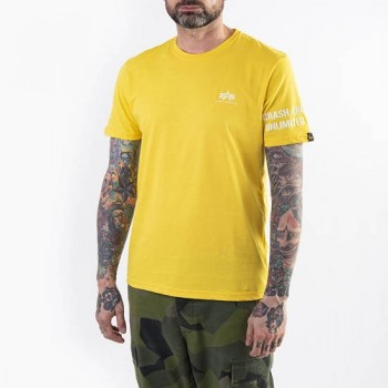 Unlimited T - empire yellow