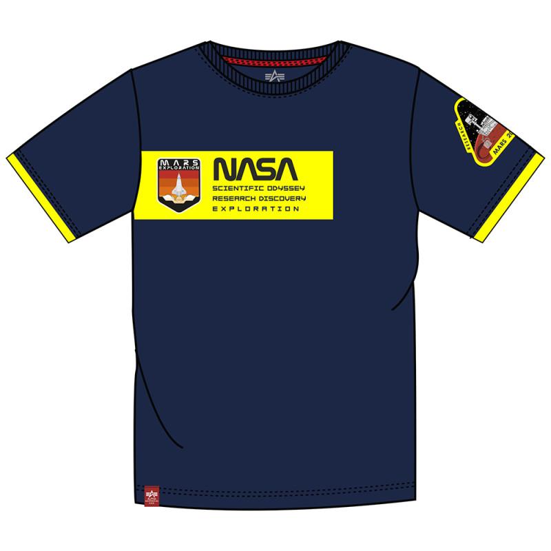 Mars Neon T - new navy