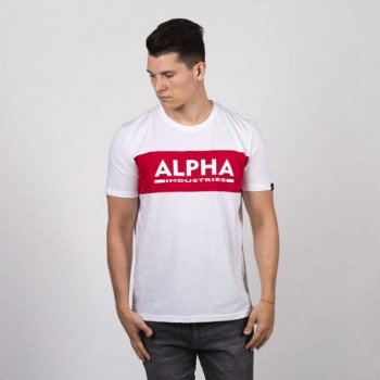 Alpha Inlay T - white