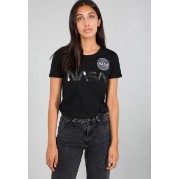 NASA PM T Woman - black/chrome