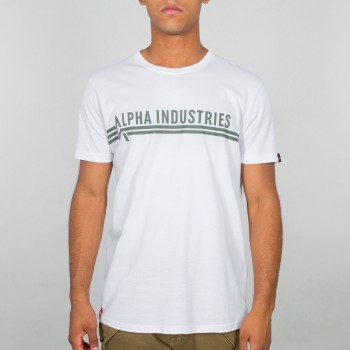 Alpha Industries T - white