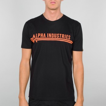 Alpha Industries T - black