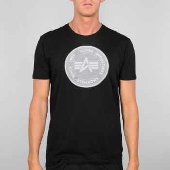 Hologram T - black
