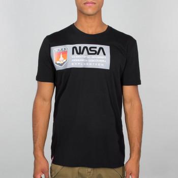 Mars Reflective T - black