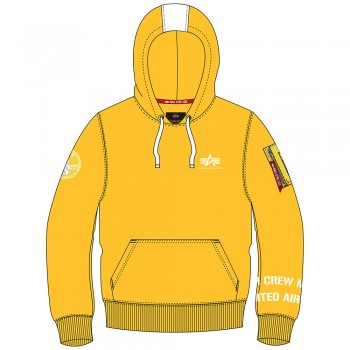 Unlimited Hoody - empire yellow