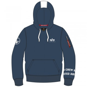 Unlimited Hoody - replica blue