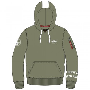 Unlimited Hoody - olive