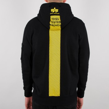Safety Line Hoody - black