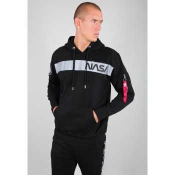 NASA RS Hoody - black