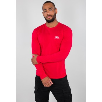 Basic LS Small Logo - speed red