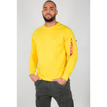 X-Fit Sweat - prime yellow