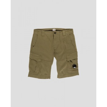 50 Fili Plated Lens Pocket Shorts - forest night