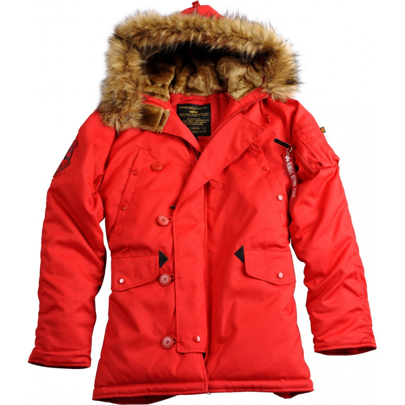 Explorer Woman - speed red