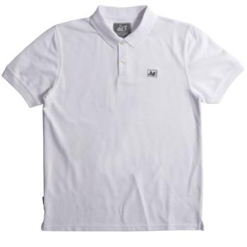 Quinn Polo - white